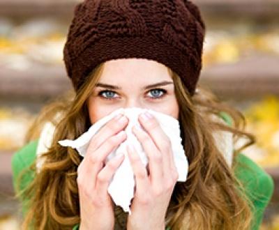 Enfermedades comunes en otoño